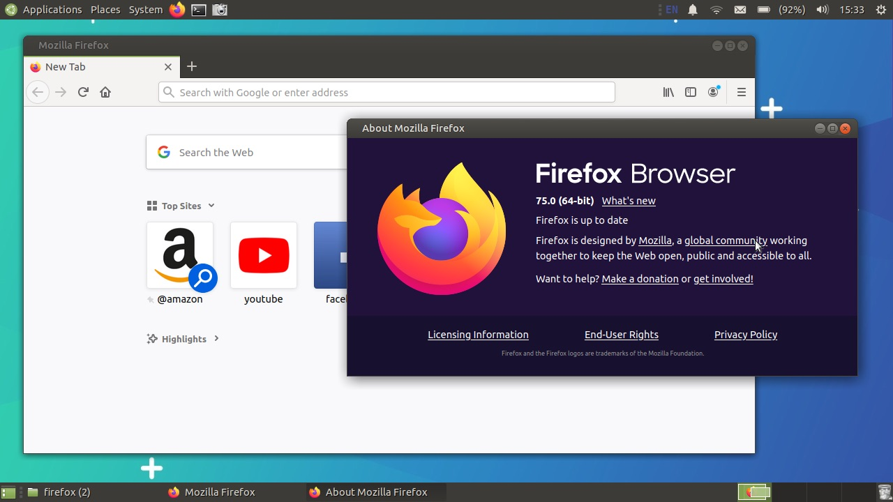 Mozilla Firefox 75 Released With