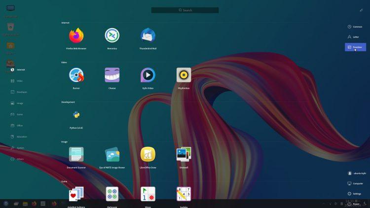 Ubuntu Kylin 20.04 bug