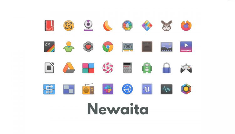 Newaita Icon Theme