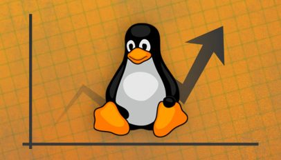 marketshare of linux