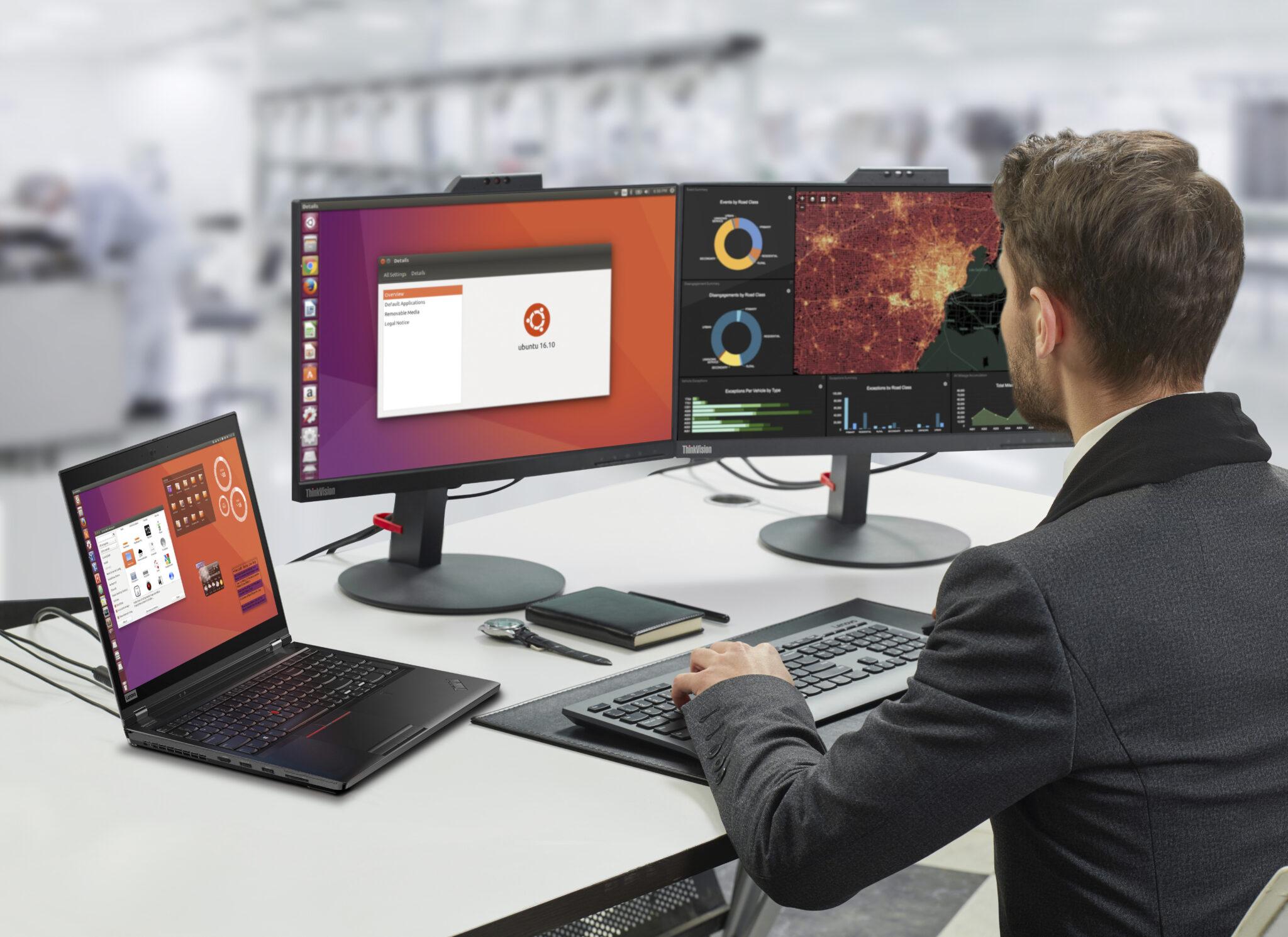 Lenovo Ubuntu Laptops and PCs