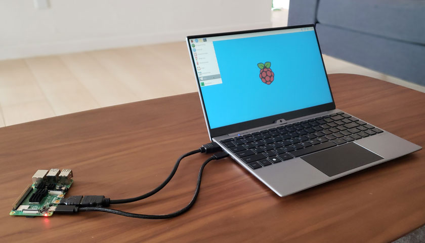 nexdock touch with pi