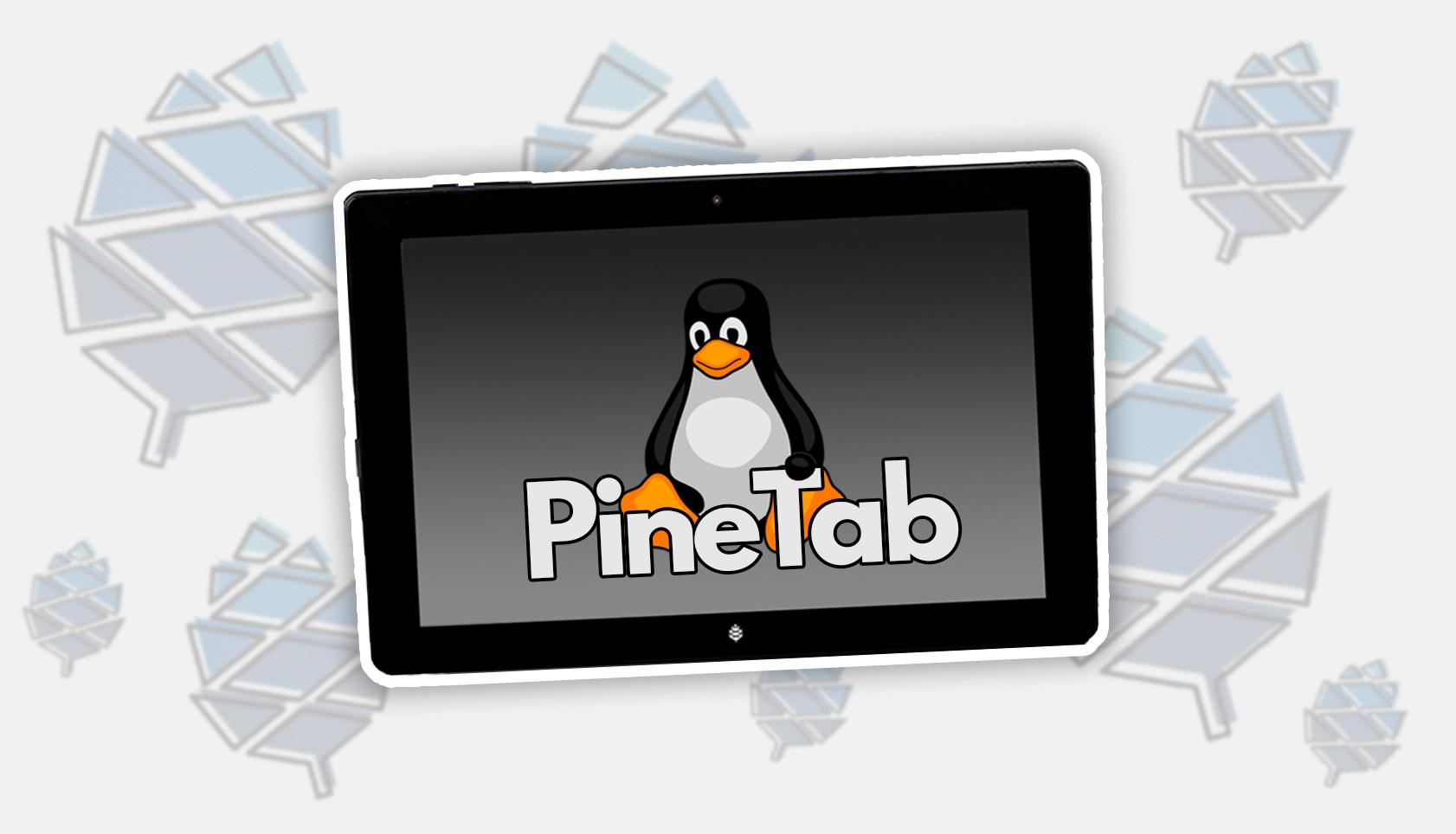 pinetab linux tablet