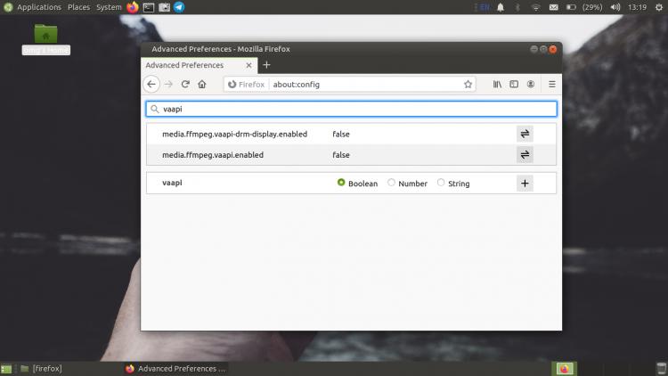 Firefox 80 GPU acceleration