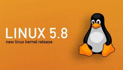 Linux 5.8 kernel release