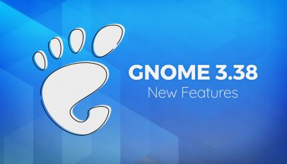 GNOME 3.38 features
