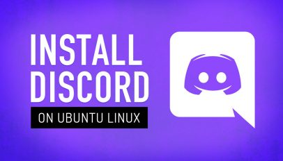 install discord on ubuntu linux