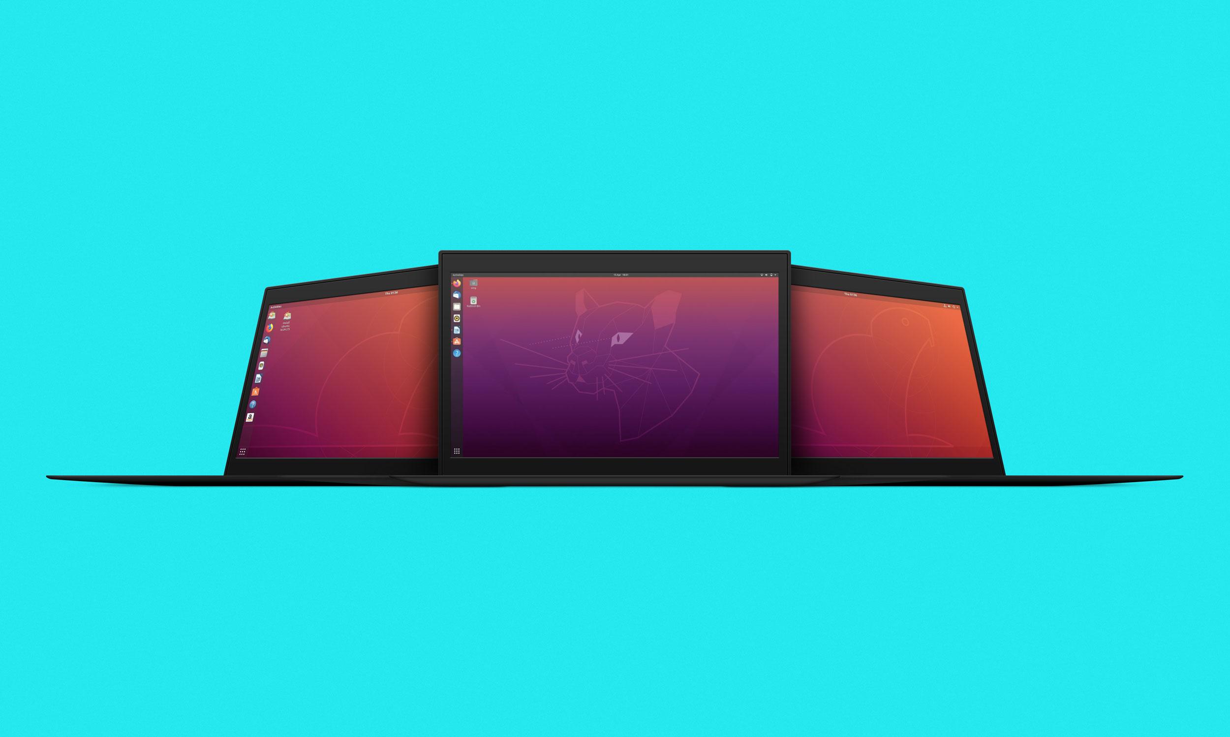 Lenovo Ubuntu laptops 1