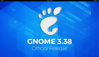 GNOME 3.38 Release Thumbnail