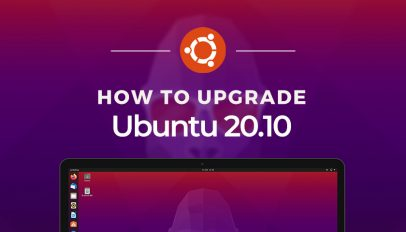 upgrade to ubuntu 20.10
