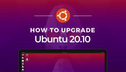 upgrade to ubuntu 20.10