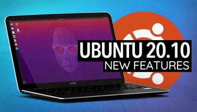 Ubuntu 20.10 video