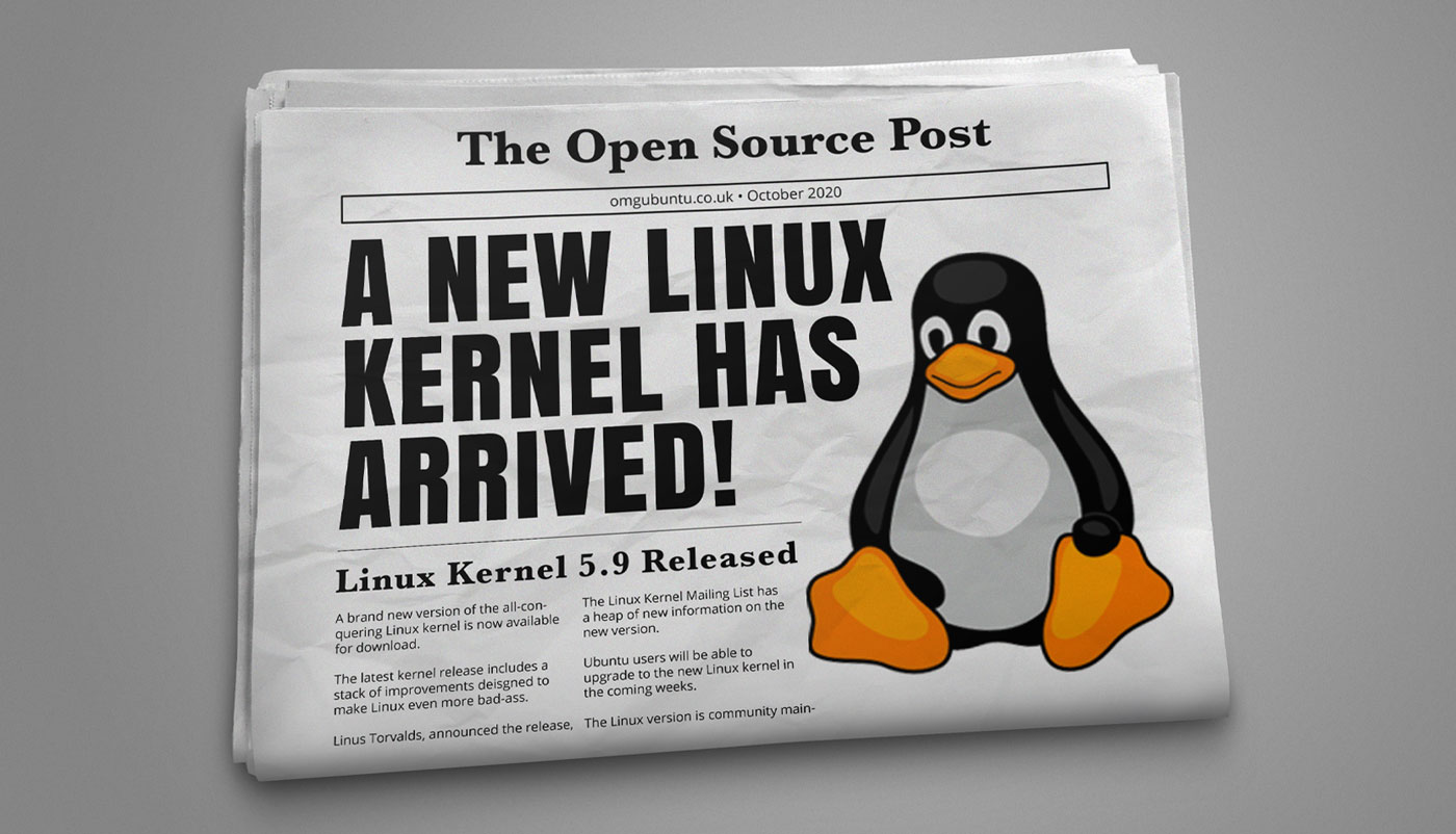 linux 5.9 kernel