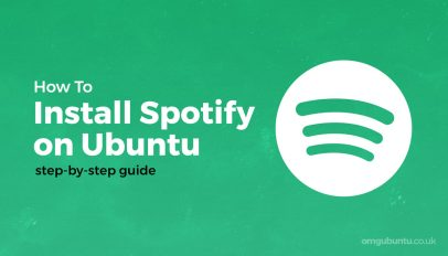 how to install Spotify on ubuntu guide