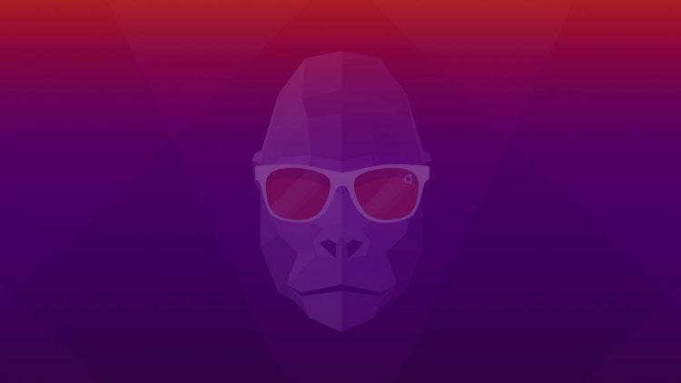 Ubuntu 20.10 wallpaper