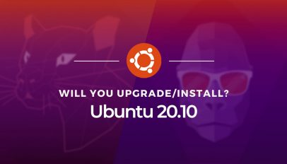 ubuntu 20.10 upgrade poll