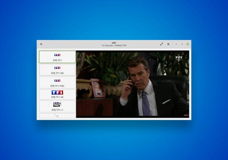 Linux Mint 20.1: Hypnotix IPTV app