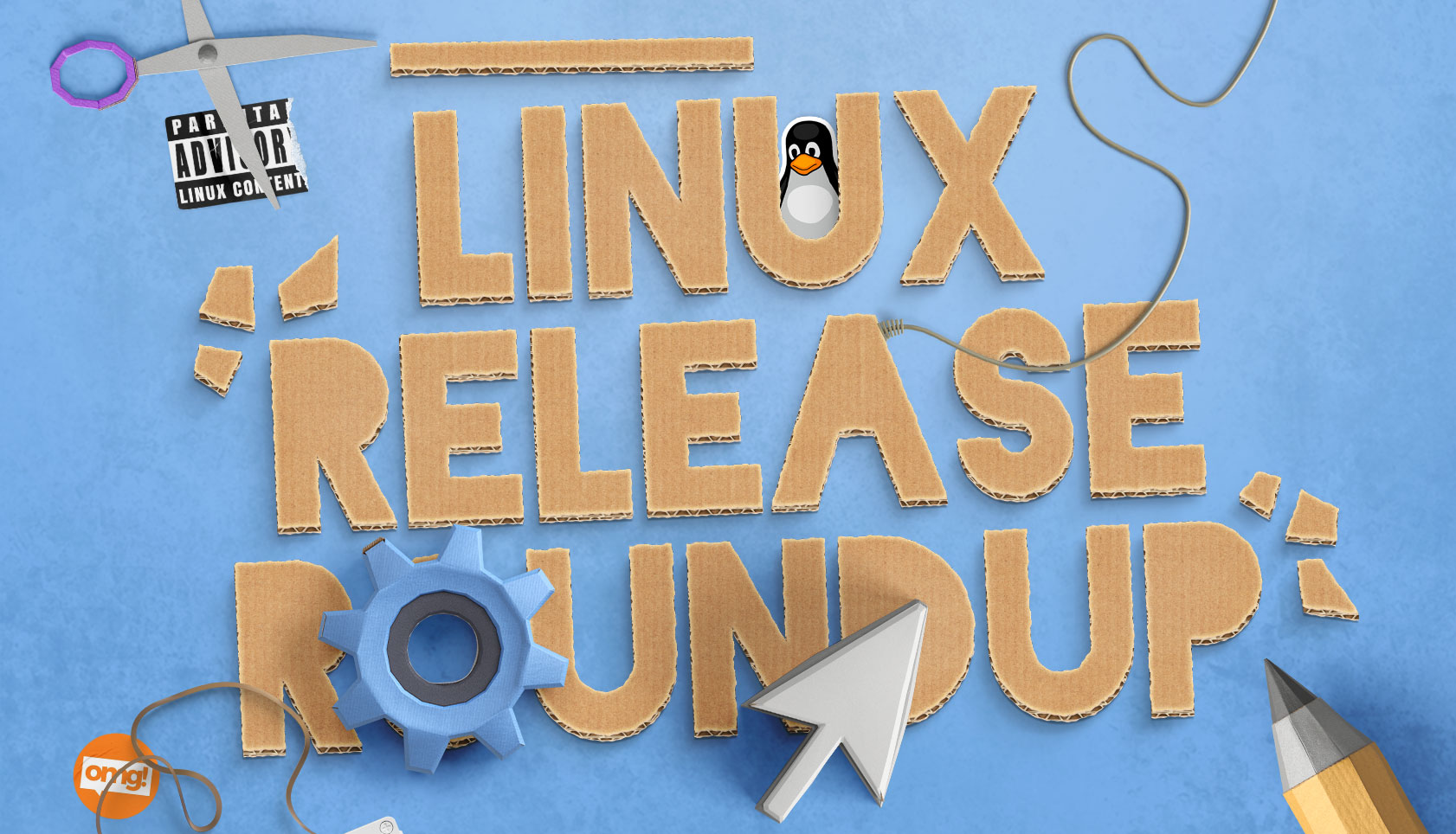 Linux Release Roundup: GParted, Lightworks, Google Chrome + More