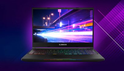 Slimbook Titan Linux Laptop