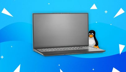 tuxedo infinitybook 15 s linux laptop