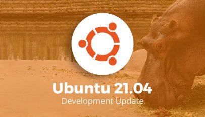 Ubuntu 21.04 Will Use Wayland By Default