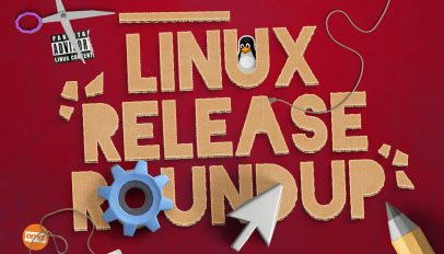 Linux Release Roundup red