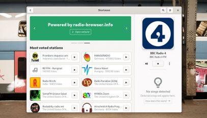 Shortwave 2.0 Arrives with GTK 4 Port, Slick Mini-Player Mode