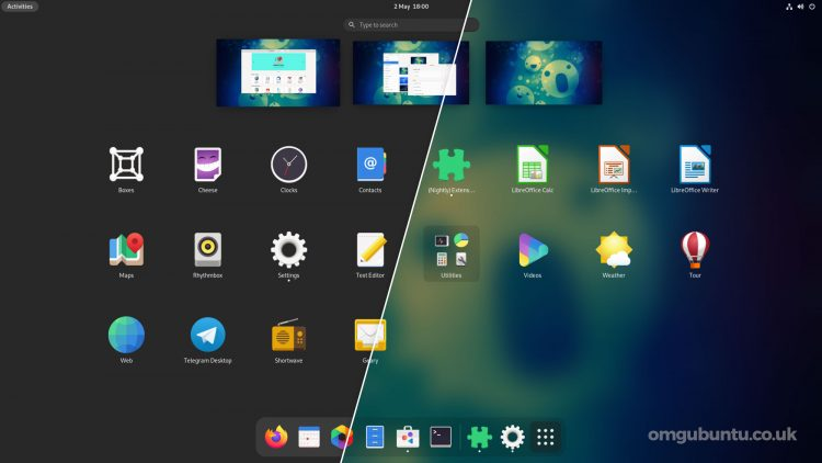 Blur My Shell GNOME Shell Extension 2