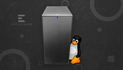 entroware desktop pc
