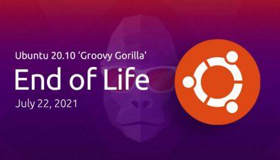Ubuntu 20.10 groovy support