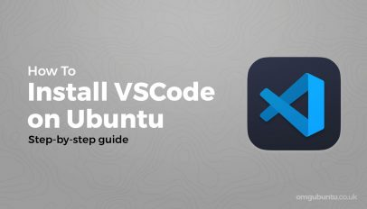 How to install Visual Studio Code on Ubuntu