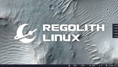 regolith SOCIAL