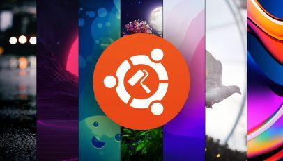 Ubuntu wallpaper contest 2021