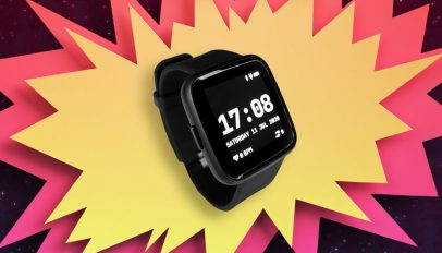 The PineTime open source smartwatch