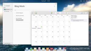 elementary OS 6 screenshot - tasks app