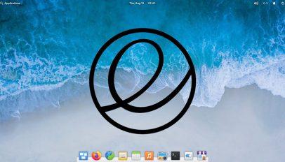the elementary OS logo