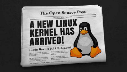 Linux Kernel 5.14 released