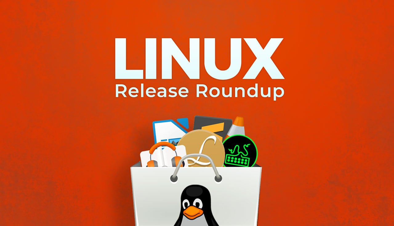 Linux Release Roundup thumbnail