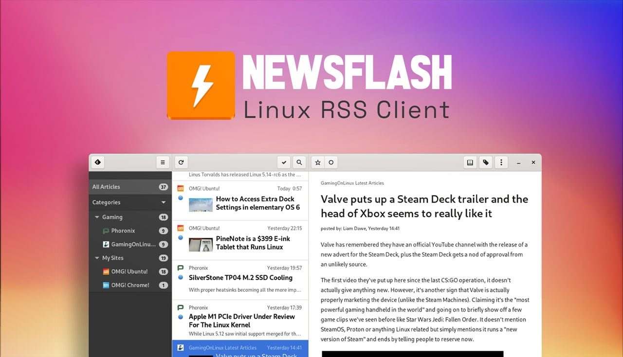 newsflash promo