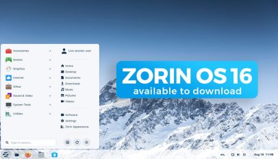 Zorin OS 16 article thumbnail
