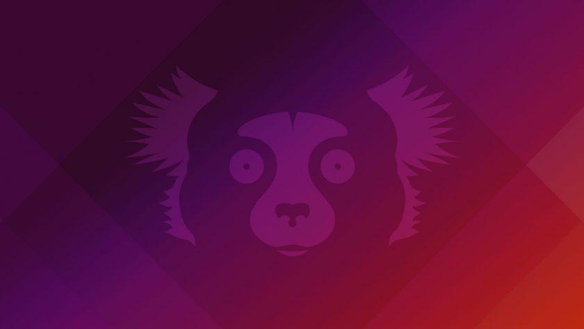 Ubuntu 21.10 Impish Indri Wallpaper